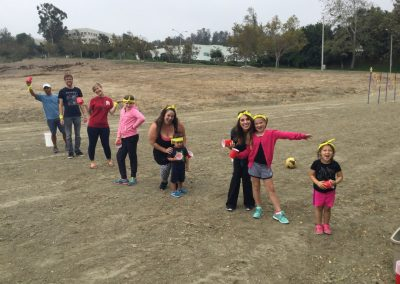 Team Yellow Church Games- Spiritual Development