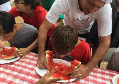 Watermelon savor at Heritage Church San Clemente