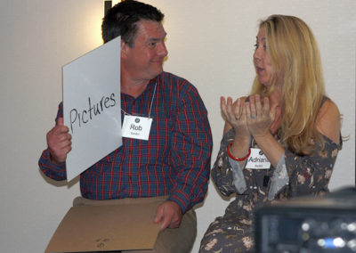 San Clemente Heritage Church Newlywed Game
