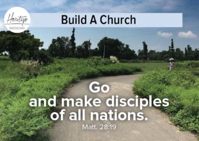 Build a Church