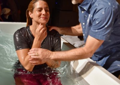 Baptisms: May 27