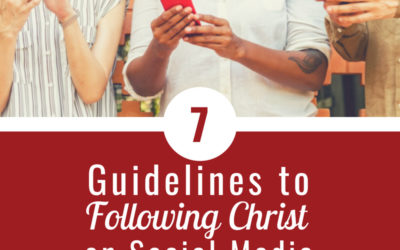 Following Jesus on Social Media