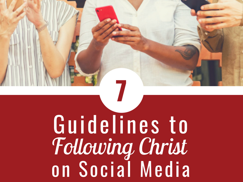 Following Jesus on Social Media