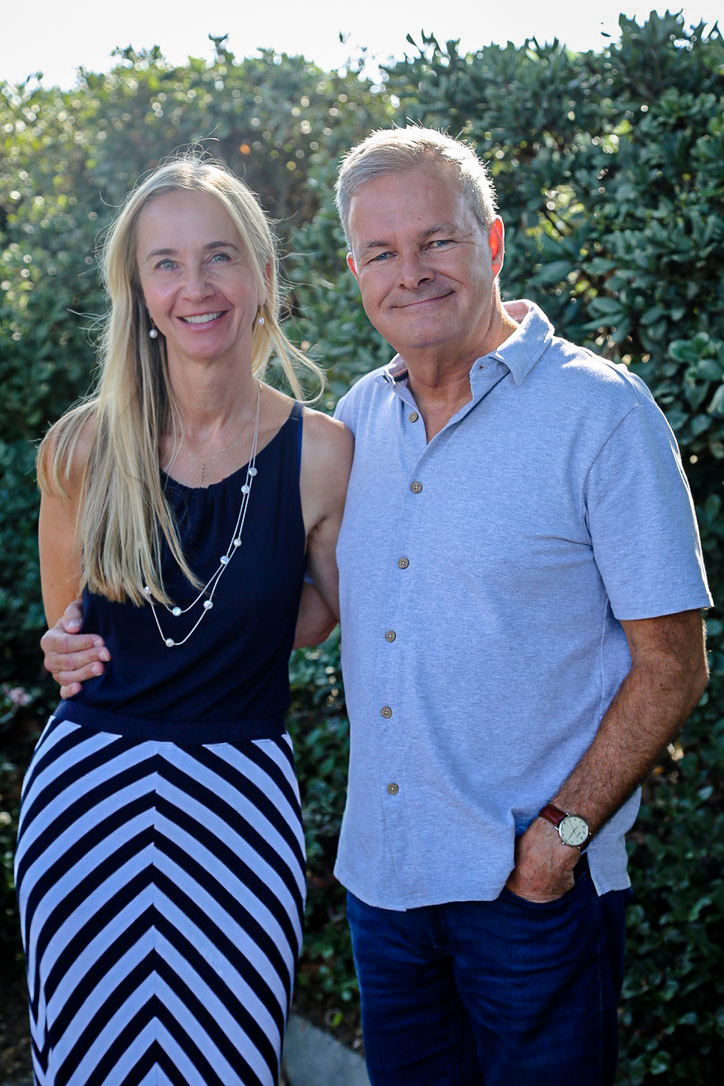 George & Birgit Klause
